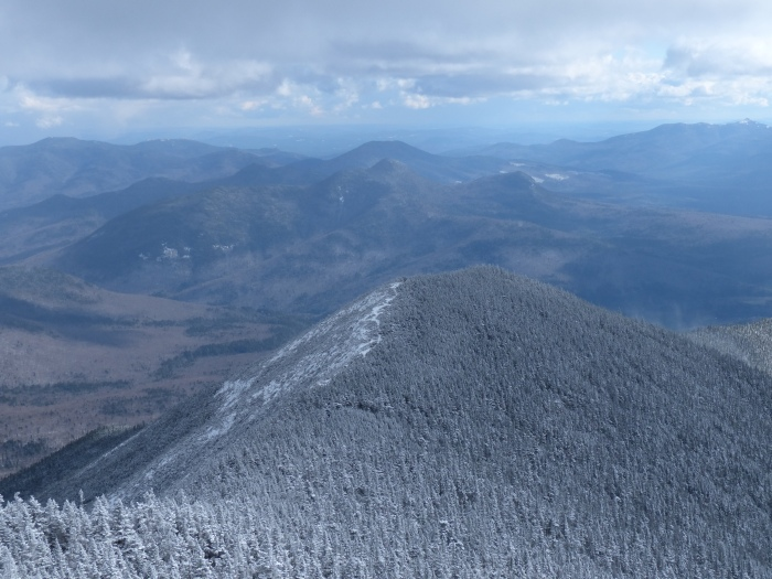 Signal Ridge from the summit of Carrigain