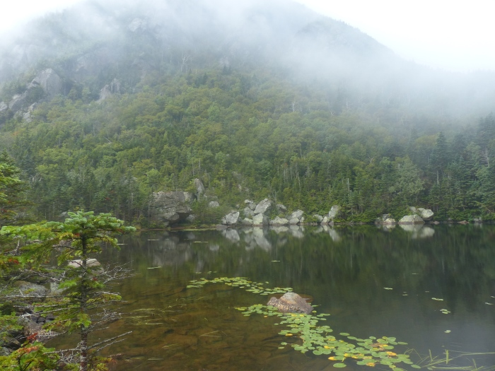 Carter Notch pond