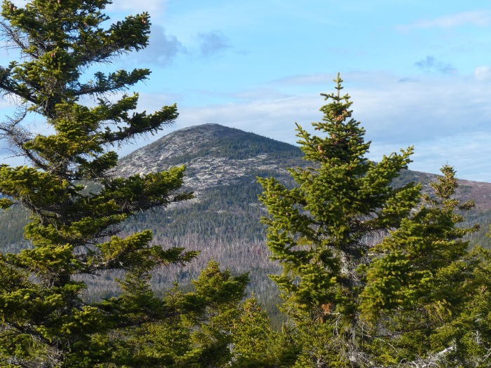South Baldface from the summit of Eastman Peak