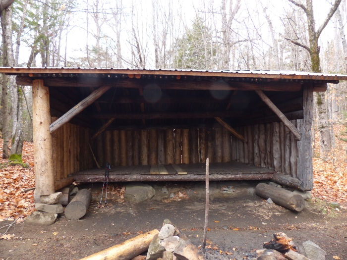 Mountain Pond Shelter